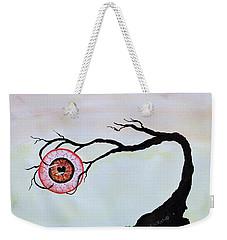 Eye Heart On Fire Weekender Tote Bag