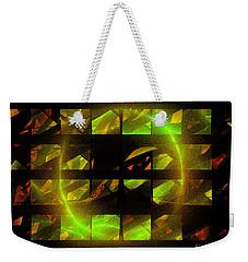 Eye In The Window Weekender Tote Bag