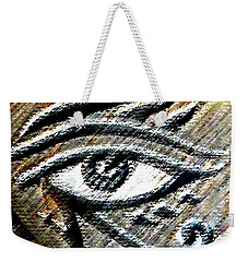 Eye Of Horus Weekender Tote Bag