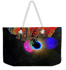 Eye Of Nature Weekender Tote Bag