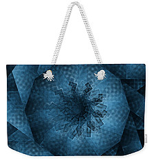 Eye Of The Crystal Weekender Tote Bag