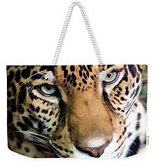 Eye Of The Leopard Weekender Tote Bag