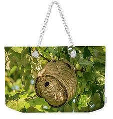 Eye Of The Storm Weekender Tote Bag