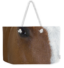 Eye On You Horse Weekender Tote Bag