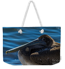 Eye To Eye Weekender Tote Bag by Marvin Spates