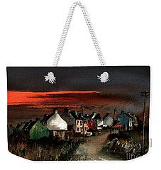 Cork Beara Eyeries Sunset Beara Weekender Tote Bag