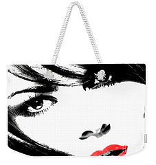 Eyes Of Lust Weekender Tote Bag