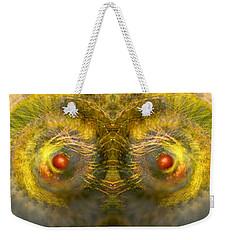 Eyes Of The Garden-1 Weekender Tote Bag
