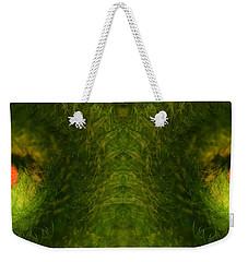 Eyes Of The Garden-2 Weekender Tote Bag