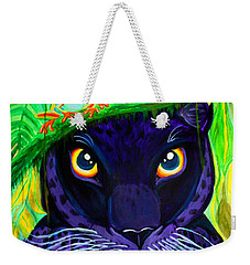 Eyes Of The Rainforest Weekender Tote Bag