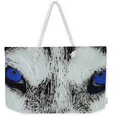 Eyes Of The Wild Weekender Tote Bag