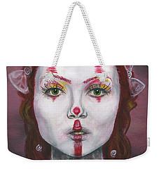 Eyes Open Weekender Tote Bag