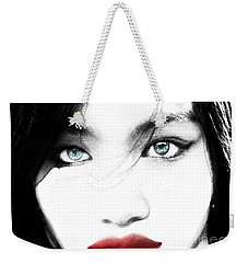 Eyes Weekender Tote Bag