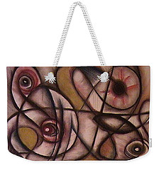 Eyes Watching Weekender Tote Bag