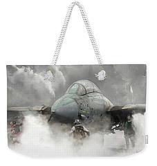 F-14 Smokin' Hot Weekender Tote Bag