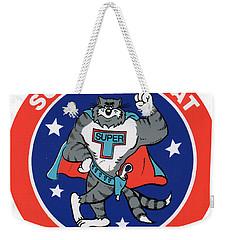 F-14 Super Tomcat Weekender Tote Bag