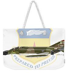 F-4d Phantom Bitburg Weekender Tote Bag