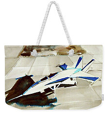 F/a18 Super Hornet Weekender Tote Bag