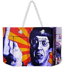 F... The Money  Weekender Tote Bag by Funkpix Photo Hunter