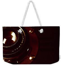 F4.5 Lens Weekender Tote Bag