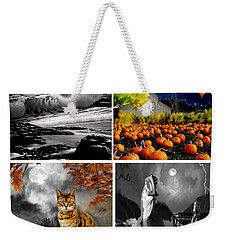 Moonlit Paintings Weekender Tote Bag