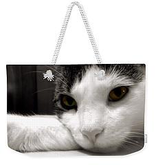 Fabulous Feline Weekender Tote Bag
