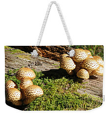 Fabulus Fungi Weekender Tote Bag