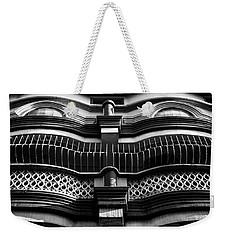 Facade Weekender Tote Bag