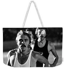 Face Of A Champion Weekender Tote Bag
