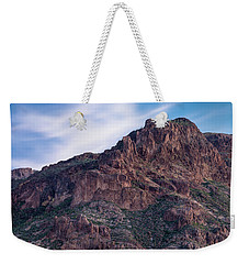 Face Of Superstitions 1 Weekender Tote Bag