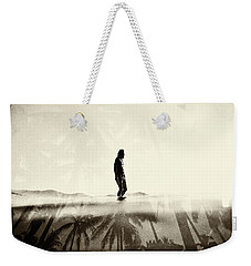 Face The Sun 2 Weekender Tote Bag