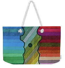 Faces Of Pride Weekender Tote Bag