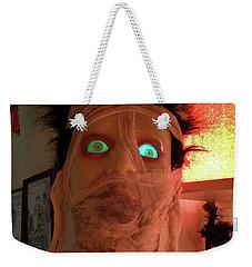 Facial Weekender Tote Bag