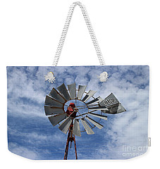 Facing Into The Breeze Weekender Tote Bag