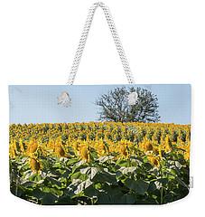 Facing The Sun Weekender Tote Bag