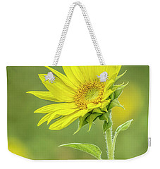 Facing The Sun Weekender Tote Bag