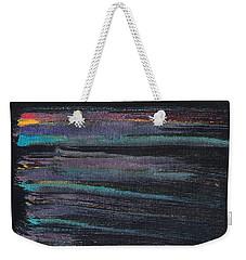 Fade To Black Weekender Tote Bag
