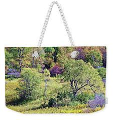 Faded Beauty Weekender Tote Bag