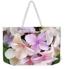 Weekender Tote Bag featuring the photograph Faded Beauty by Kathi Mirto