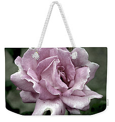 Faded Beauty Rose 0226 H_2 Weekender Tote Bag