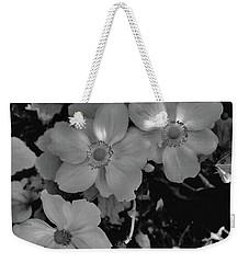 Faded Flowers Weekender Tote Bag