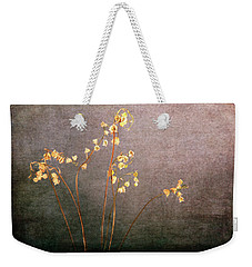 Weekender Tote Bag featuring the photograph Faded From The Valley by Randi Grace Nilsberg