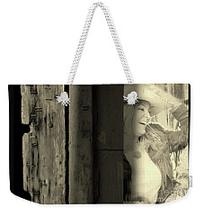 Faded Memories Weekender Tote Bag by Joe Jake Pratt