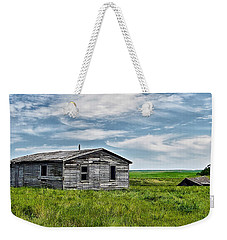 Faded Past Weekender Tote Bag