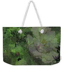 Faded Rose Weekender Tote Bag by Kathie Chicoine