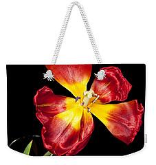 Fading Beauty Weekender Tote Bag