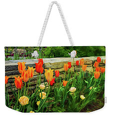 Fading Into The Dream Weekender Tote Bag