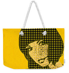 Fading Memories - The Golden Days No.3 Weekender Tote Bag by Serge Averbukh