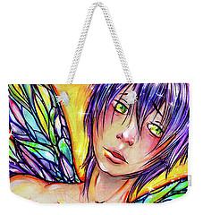 Faery Boy Weekender Tote Bag