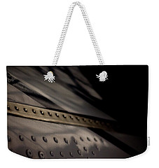 Weekender Tote Bag featuring the photograph Faiding Away by Paul Job